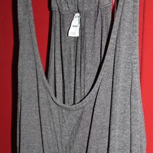 Casual Gray Old Navy Dress